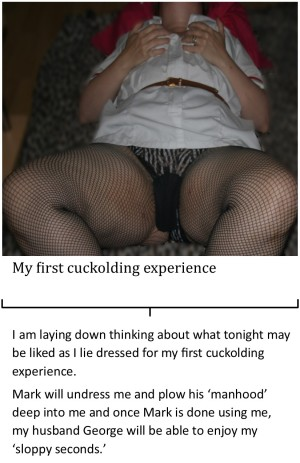 easing into cuckolding and swinging