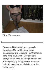 threesome experience